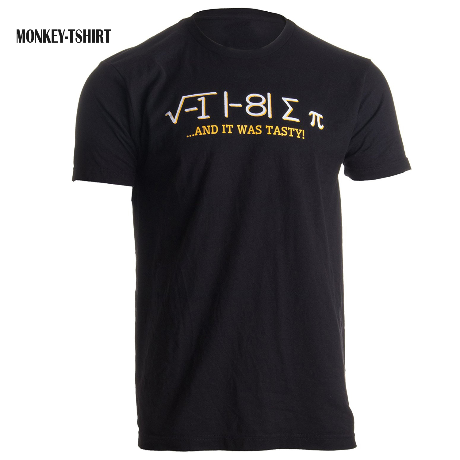 T-shirt Co. I Ate Some Pi, and it was Tasty  Funny Delicious Math Teacher Humor Pun T-shirt