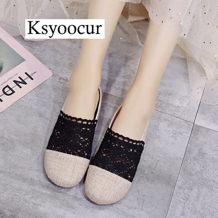 Brand Ksyoocur 2020 New Ladies Slippers Shoes Casual Women Shoes Comfortable Spring/autumn/summer Women Slippers Shoes X02 1