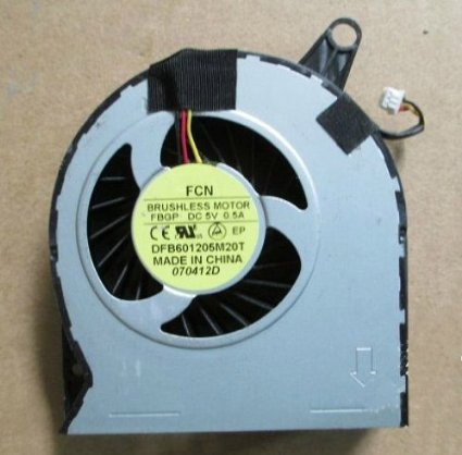 SSEA New laptop CPU Cooling Fan for Acer Aspire V3 V3-771 V3-771G DFS551205ML0T DFB60120 ...
