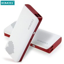 Romoss смысл 4 10400 сердце мАч внешний аккумулятор универсальное зарядное устройство для мобильных устройств банк питания для мобильных телефонов и таблетки шт