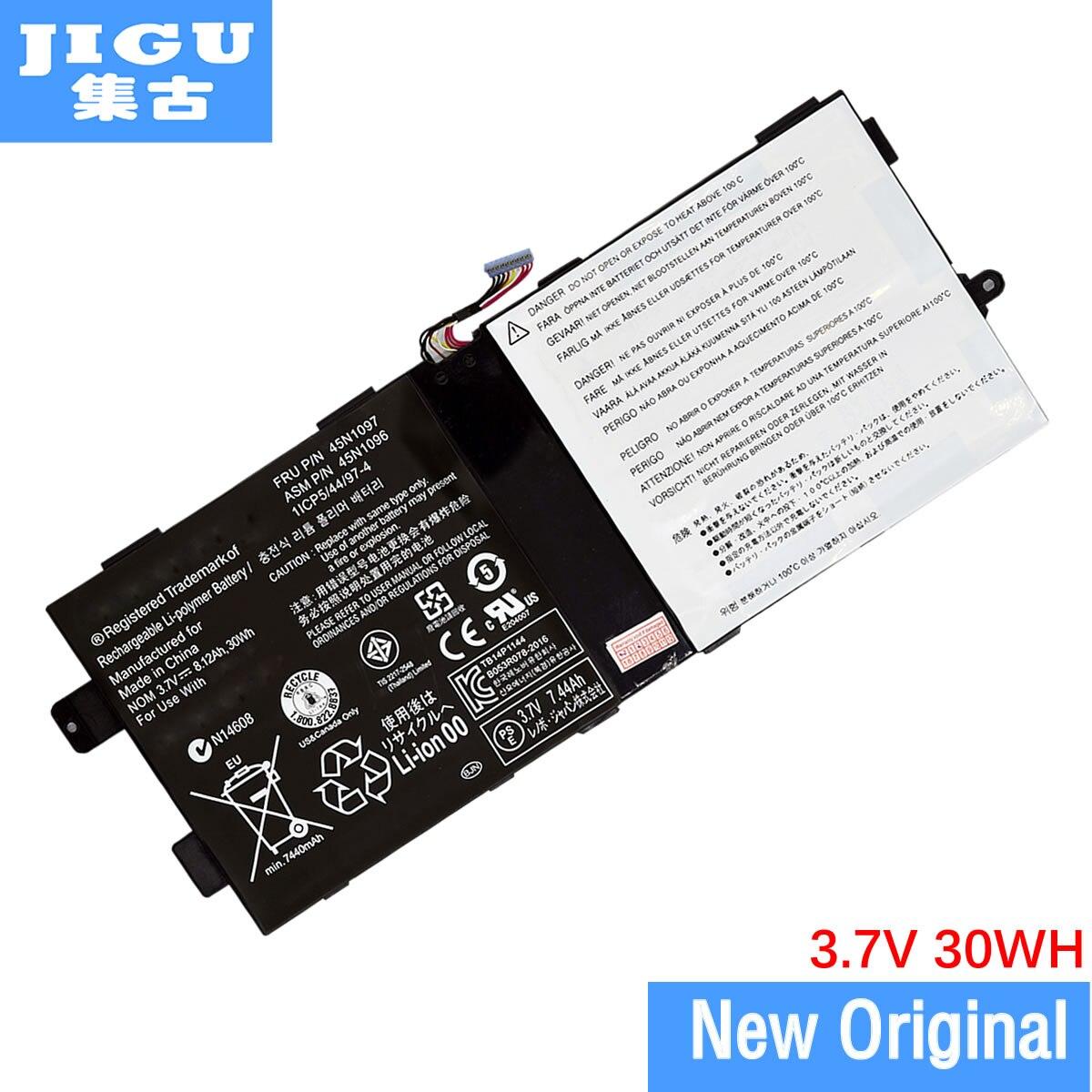 JIGU 45N1096 45N1098 45N1720 45N1097 45N1099 45N1721 Original laptop Battery For Lenovo Tablet  2 3679-25G 2 3679-27 x220t jigu l09n8t22 l09n8y22 l09p8y22 lo9p8y22 original laptop battery for lenovo ideapad u460 14 4v 64wh