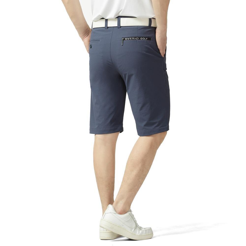 2019 hommes golf court pantalon pour été shorts séchage rapide fermeture éclair poche 7 couleurs taille XXS ~ 4XL mince golf vêtements hommes court pantalon - 3