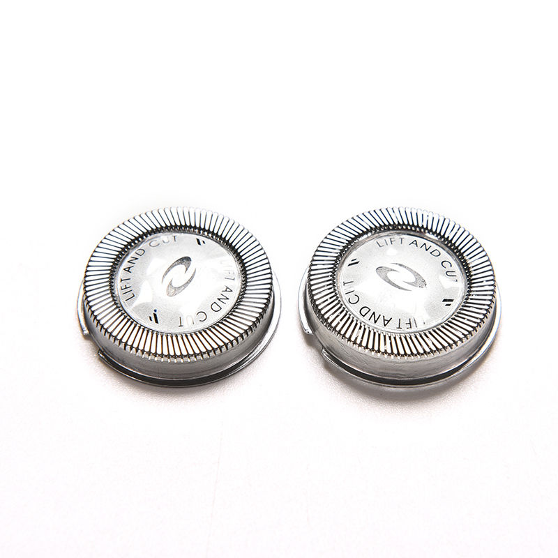 2 Pcs/bag Men Boys Replacement Shaver <font><b>Head</b></font> Blade Cutters For <font><b>Philips</b></font> Norelco HQ3 <font><b>HQ56</b></font> HQ55 HQ442 HQ300 HQ6 Razor Wholesale image