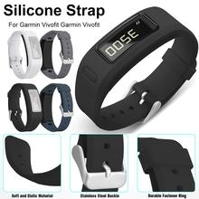 Soft Silicone Wrist Strap For Garmin Vivofit 1 Replacement Watch Smart Accessories