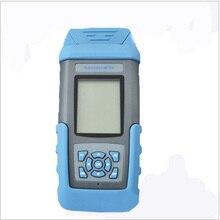 Trasporto Libero ST805C ottica PON misuratore di potenza con batteria AA per La Costruzione della Rete