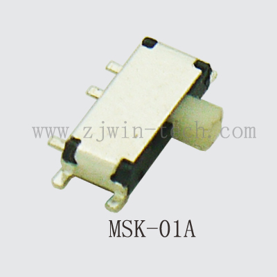 100PCS 7 Pin Mini Slide Switch On-OFF 2Position Micro Slide Toggle Switch 1P2T H=1.5MM Miniature Horizontal Slide Switch SMD 20pcs lot 3 pin pcb 2 position 1p2t spdt miniature slide switch side knob sk12d07vg4 dsc0039