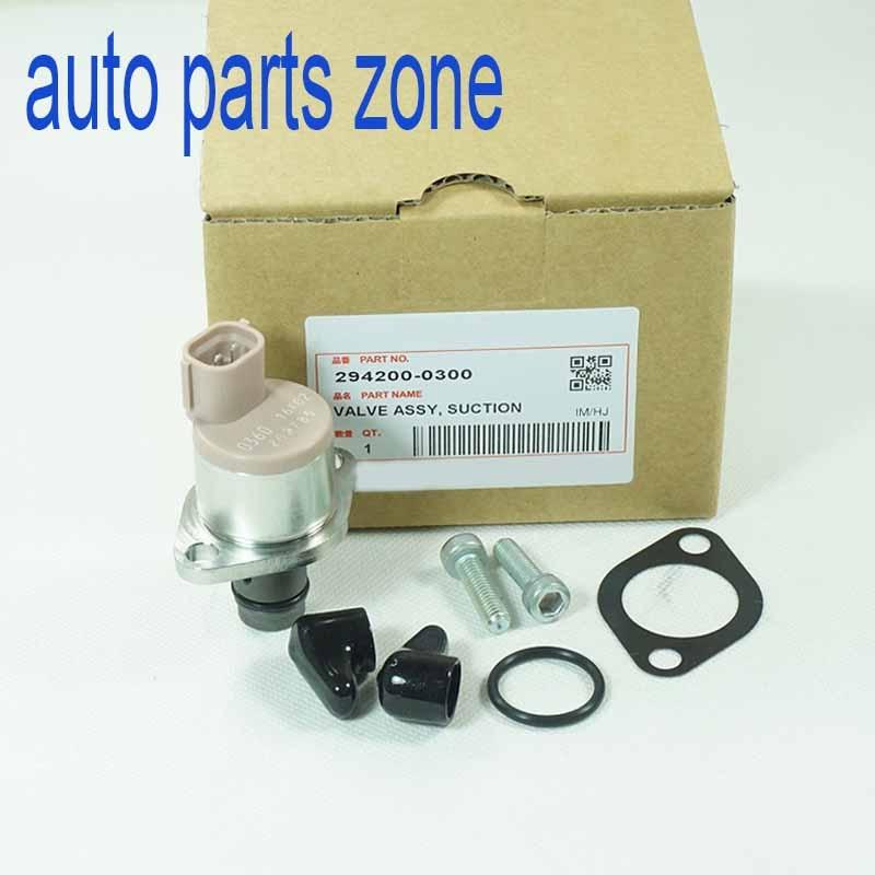 MH ELECTRONIC Pressure Suction Control Valve SCV 294200 0360 2942000360 For Mitsubishi Pajero Triton Mazda Denso