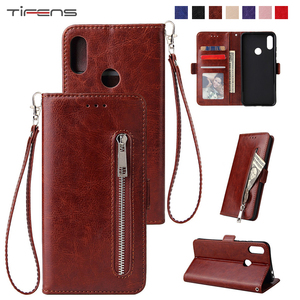 Wallet Zipper Etui Note8pro Case For Xiaomi Redmi 4A 4X 5A 6A Note 5 6 7 8 8T Pro Luxury Leather Flip Cover Phone Protect Coque