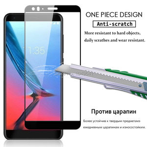 Image 2 - JONSNOW Tempered Glass For ZTE Blade V9 Full Screen Coverage Protective Film for ZTE Blade V9 Vita Screen Protector
