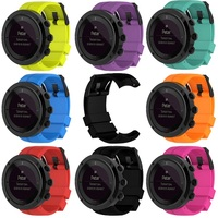 The latest silicone strap for SUUNTO KAILASH 7R strap watch accessories
