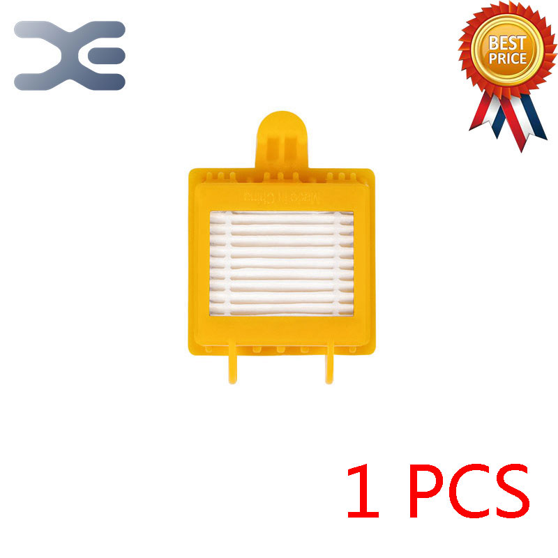 1Pcs For iRobot Roomba 700 Series Sweeping Robot Parts Filter Vacuum Cleaner Parts bristle brush flexible beater brush fit for irobot roomba 500 600 700 series 550 650 660 760 770 780 790 vacuum cleaner parts
