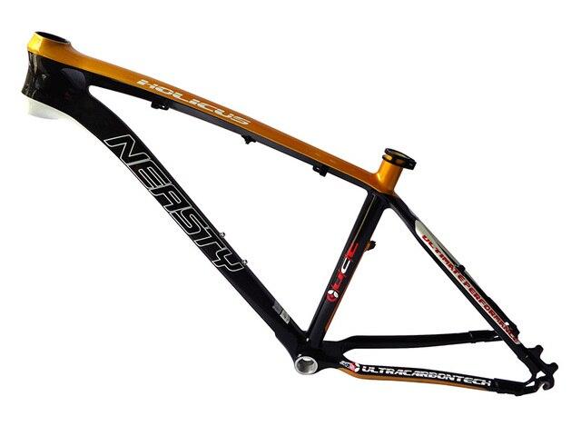 Toray Cheap Carbon Mountain Bike Frame 26er 15/17/19 inch Chinese ...