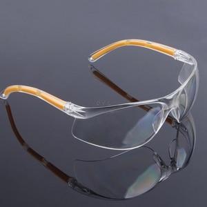 Image 2 - UV Protection Safety Goggles Work Lab Laboratory Eyewear Eye Glasse Spectacles