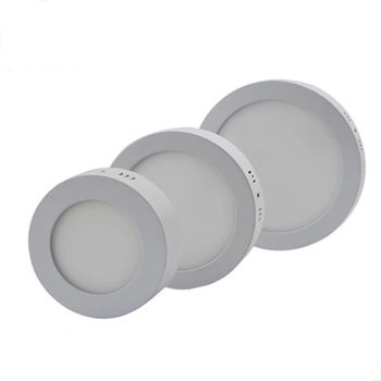 10pcs 9W 15W 25W LED Surface Mounted Ceiling Light LED Down Light Panel Light with driver 85-265V Warm White/White/Cold White