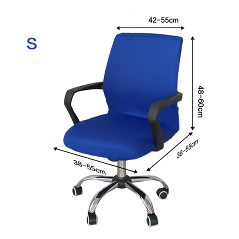 6 Farben Spandex Bürostuhl Decken Elastischen Computer ...