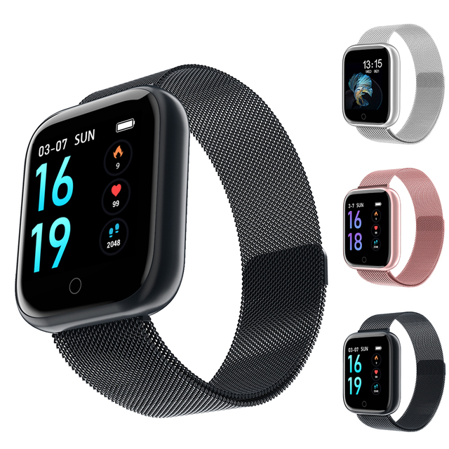 Smart Watch Waterproof VS F10 Q9 P70 P68 Plus Bluetooth Smartwatch For Apple IPhone Xiaomi Heart Rate Monitor Fitness Tracker
