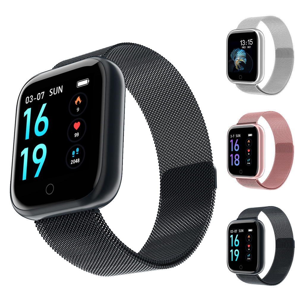 Smart Watch Waterproof VS F10 Q9 <font><b>P70</b></font> P68 Plus Bluetooth <font><b>Smartwatch</b></font> For Apple IPhone Xiaomi Heart Rate Monitor Fitness Tracker image