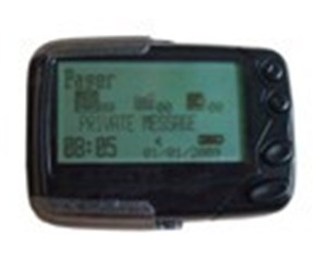 Pager system,Alpha paging system receiver, Pocsag paging system pager, wireless text message display for restaurant/hosp