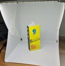 F31 Mini Portable photo lightbox Folding Photo Studio softboxPhotography Foldable for Phone Samsang huawei DSLR Camera