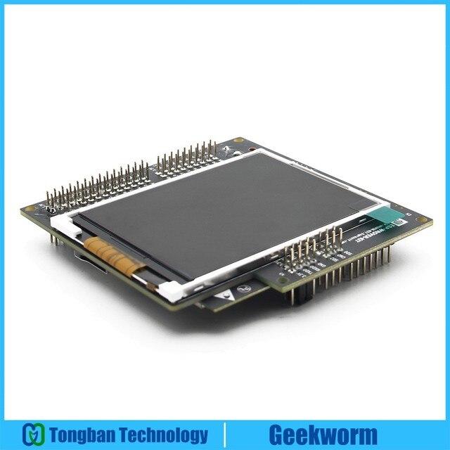 ESP WROVER KIT V4.1 Espressif ESP32 wroover Development Board с WiFi беспроводной Bluetooth с 3,2 дюймовым цветным ЖК экраном