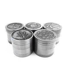 Hot Selling Aluminum Alloy Grinders Metal