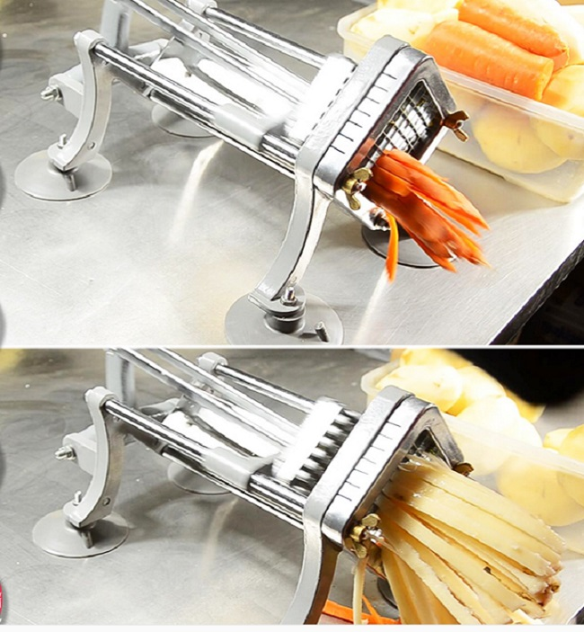 Heavy duty commercial manual french fry cutter,potato chipper,potato chips cutter machine,potato cutter for commercial use