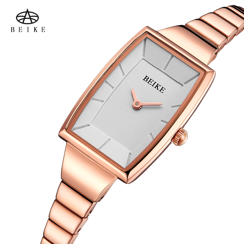 Women's Stainless Steel Wrist Watches Simple Fashion Luxury Brand Quartz Watch Waterproof Ladies Dress Watch relogio feminino new fashion luxury brand crystal casual quartz watch women stainless steel dress watches ladies wrist watch relogio feminino hot