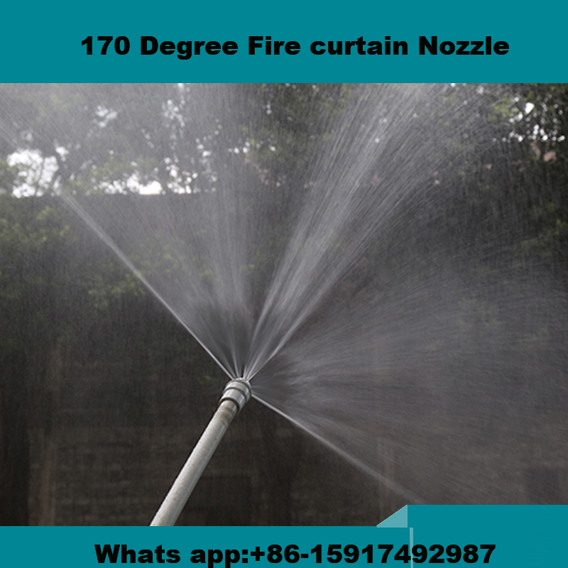 360° Rotating Irrigation Spray-Head for Garden or lawn Watering DN15/&DN20