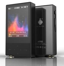 Free gift+Hidizs AP60 HiFi Potable Bluetooth 4.0 Apt-x DSD USB DAC FLAC AAC  MP3 Music Player AKM4452VN MAX97220A AP60II AP60 II