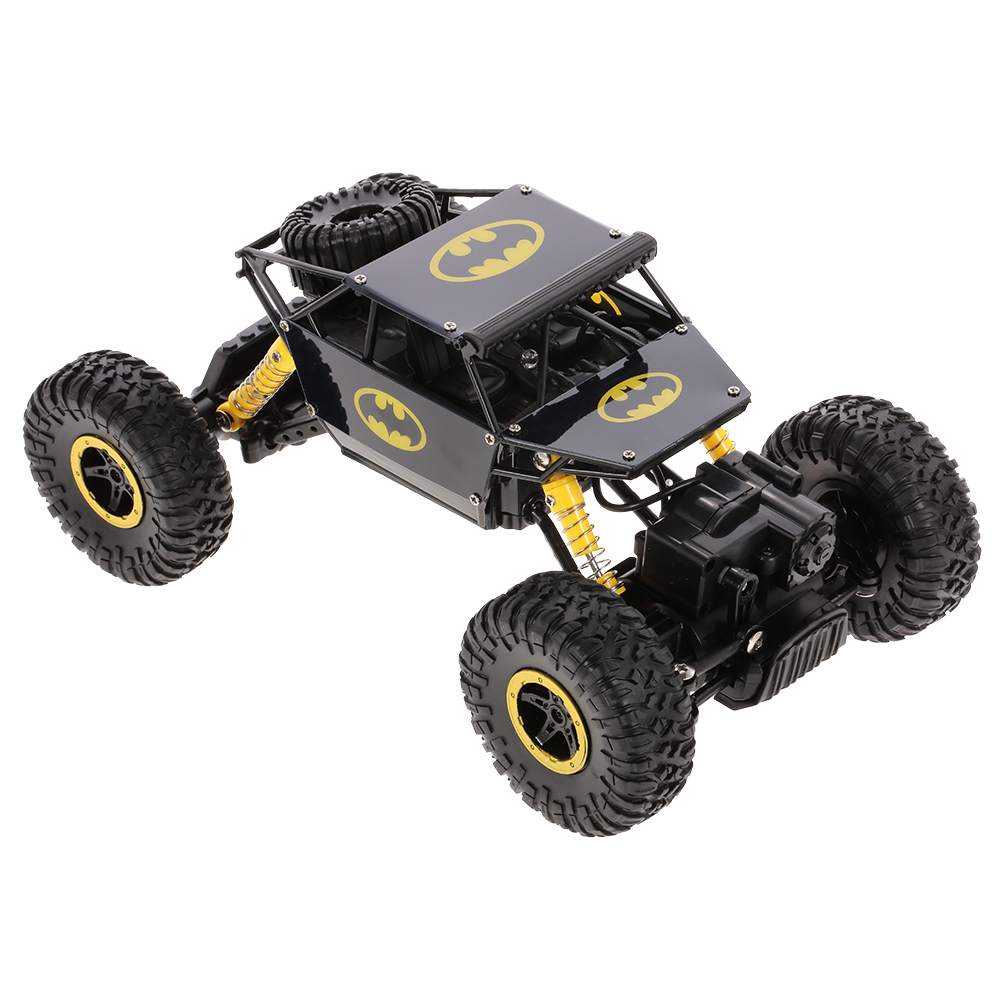 RC Car JD TOYS 699-89AL Remote Control Car 1:18 2.4G 4WD Rock Crawler RC Buggy Climber Car RC Drift