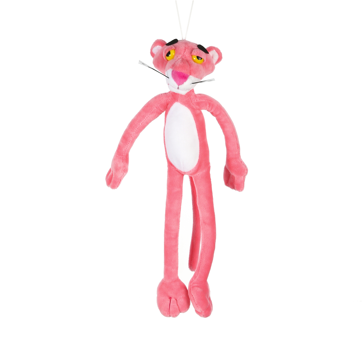 Pudcoco New Cute Baby Pink Panther Stuffed Plush Toy Doll Kids 38CM15'' Lovely Naughty Soft Plaything Gift