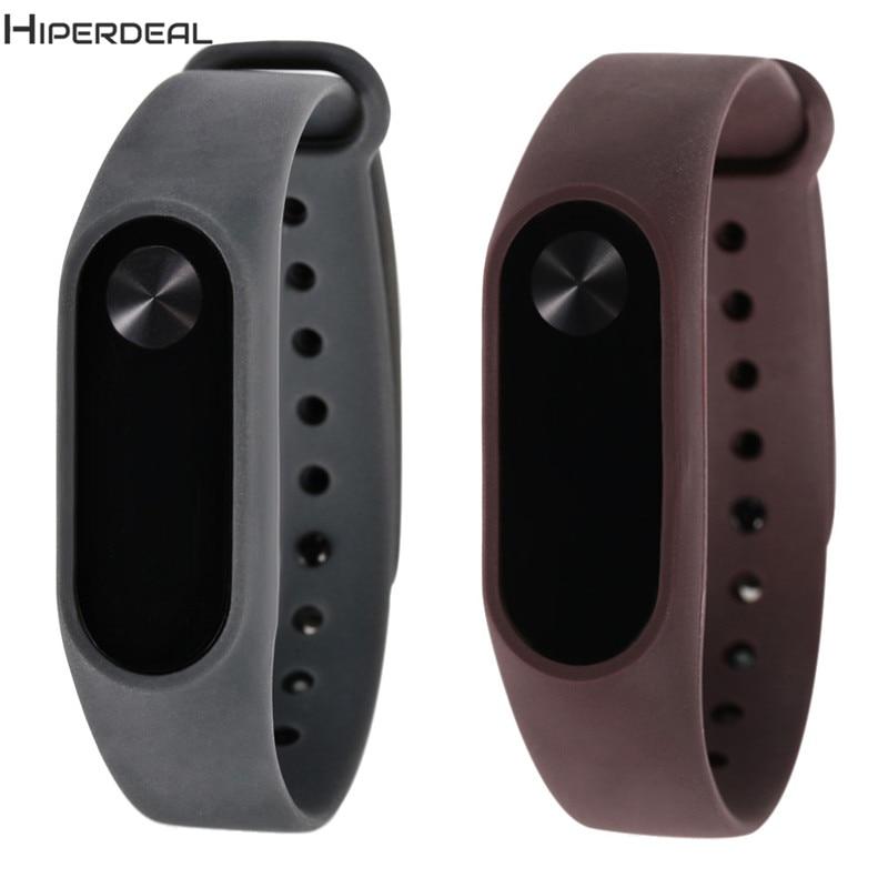 Offen 2018 Ersatz Smart Original Silikonarmband Für Xiaomi Mi Band 2 Correa Armband Smart Band Xiomi Anti-off Wasserdicht Ja10b Tragbare Geräte Unterhaltungselektronik
