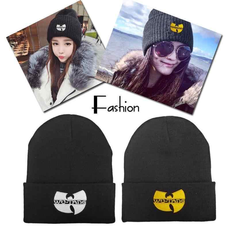2019 חדש הגעה קוריאה סופר מגניב מוצק כובע פשוט Partern לבן/צהוב צבע לסרוג כובע אופנה כובעים מזדמנים נשים אלסטי בימס