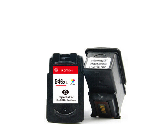 2 X Compatible Ink Cartridge For Canon pg 945 cl 946 xl pg945 cl946 for canon iP2890 iP2899 MG2490 MG2590 MG2990 MX499 Printer in Ink Cartridges from Computer Office