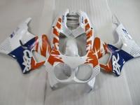 New hot moto fairing kit for Honda CBR900RR 92 93 94 95 white red blue fairings set CBR893 1992-1995 OT16
