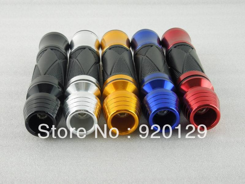 7/8 (22 Mm) 5 Colors Optional Motorcycle Dirt Bike Handle Bar Gel Rubber Hand Grips