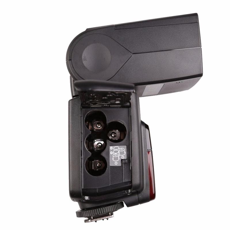 ב-2016, Yongnuo TTL פלאש YN568EX TTL II אלחוטית HSS Speedlite Flash for Nikon D4 D3x Ds D800E D700 D7000 D90 D80 D5200 D3100 D5100 D40x NL