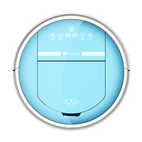 Sweeping Robot Household Slim Vacuum Cleaner Intelligent Mop To Mop One Machine Planning Positioning APP Control