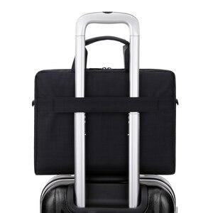 Image 3 - Унисекс, 6 цветов, большая емкость, нейлон, 13,3, 14, 15,6 дюйма, сумка для ноутбука, защитный чехол, компьютерные сумки