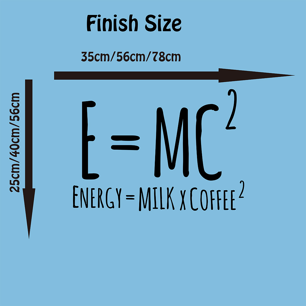 Coffee Lover Physical Formula Funny Wall Decal Cafe Bar Coffee Chemistry Science Quote Wall Sticker Kitchen Vinyl Cafe Decor Wall Stickers Aliexpress