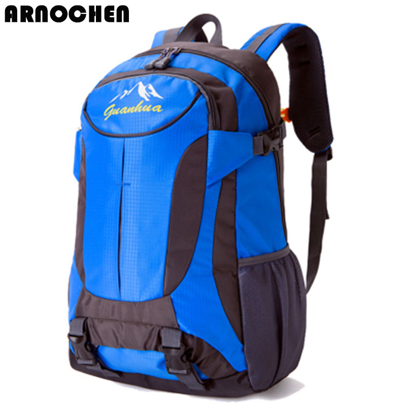 88b71c0d99a8 ARNOCHEN 2018 new Leisure Waterproof bag 45L Light travel Travel backpack  Men and women backpacks Large capacity Schoolbag XD036-in Backpacks from  Luggage ...