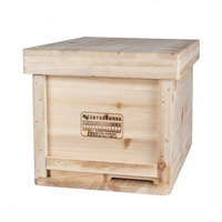Big Beehive Standard Beehive Traditional Seven frame Bee Box Hundred Thousand Clumps Beekeeping Equipment Beehive Box Apicultura