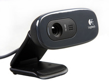 Logitech HD Webcam C270 3-megapixel snapshot Built-in mic IM compatibility For Mygica ATV 1200