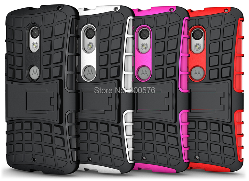 639d0fd4252 Dual Heavy Duty armor stand case For Moto X Play case with stand 5.5 inch  Skin Double Color Shock Prooffor #1 on Aliexpress.com | Alibaba Group