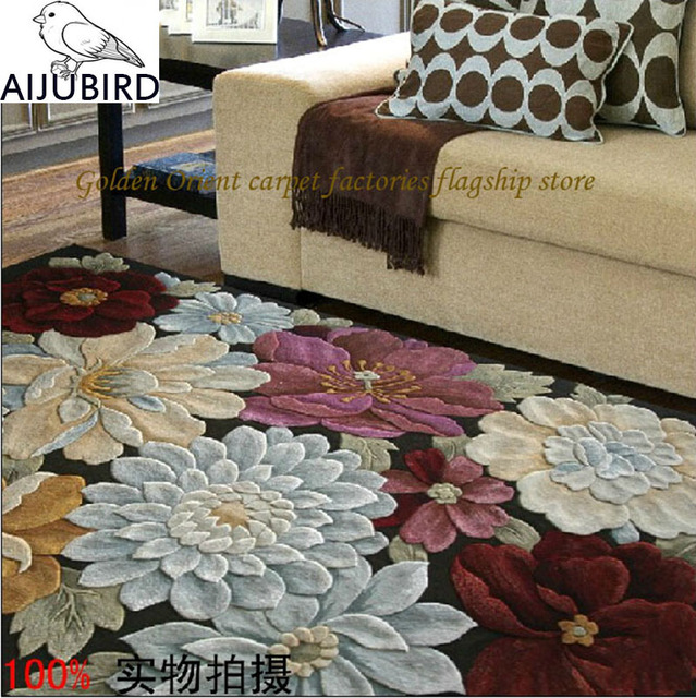 160230cm rectangles chinese classical embroidery art carpet applicable home living room bedroom hotel other
