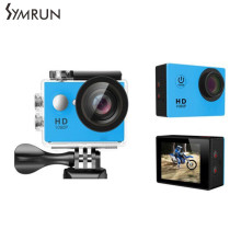 Symrun Hot Sale 1080P Full HD Waterproof Sport Action Camera SJ4000 Extreme Helmet Sports Camara Add Battery SJ4000 Bike