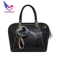Lkprbd 2018 New Pattern Latest Selling Brand High Grade Fashion Style Casual Handbag Charm Bag Handbag
