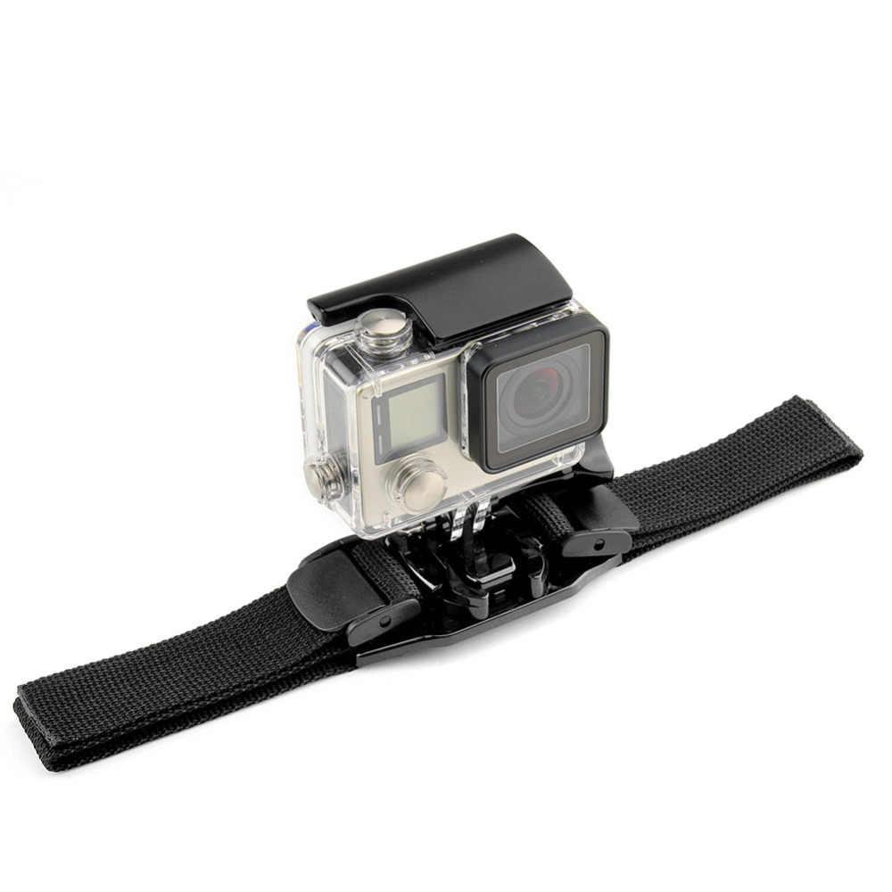 Вентилируемый шлем ремень-пояс для головы для спортивной экшн-камеры XiaoMi Yi II 2 4 K для RICOH WG-M1 WG-M2 M1 M2 THETA SC S m15 360 Contour + 2 ROMA2 ROMA3 Action Cam