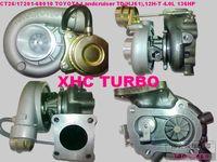 NEW CT26/17201 68010 Turbo Turbocharger para TOYOTA Landcruiser TD  12H T 4.0L 136CV 85 89|turbocharger ihi|turbocharger repair|turbocharger 2 -