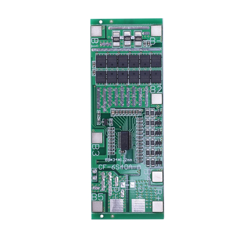 24v-6s-40a-18650-li-ion-lithium-battery-poretect-board-solar-lighting-bms-pcb-with-balance-for-ebike-scooter
